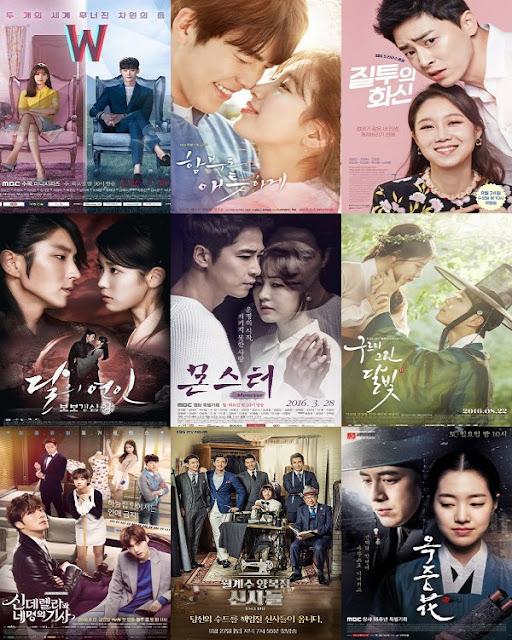 Tanggal 5 sampai 11 September 2016 Rating Pemirsa Drama Korea