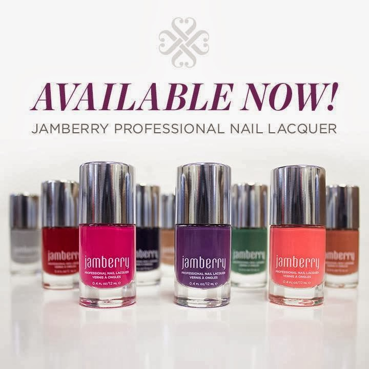 My Grandma\'s Teacups: My Christmas Gift List : Jamberry Nails
