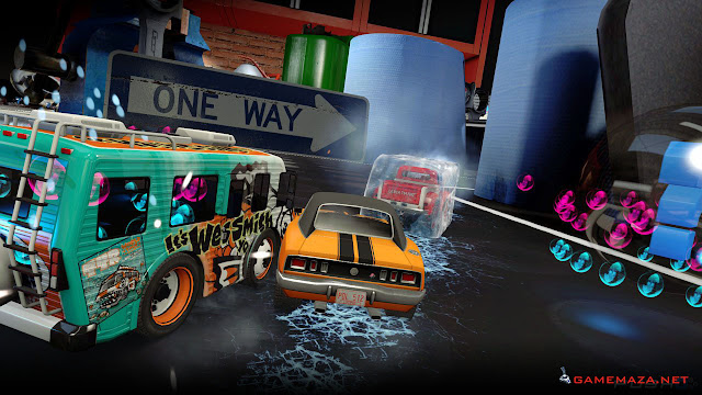 Table Top Racing World Tour Gameplay Screenshot 3\