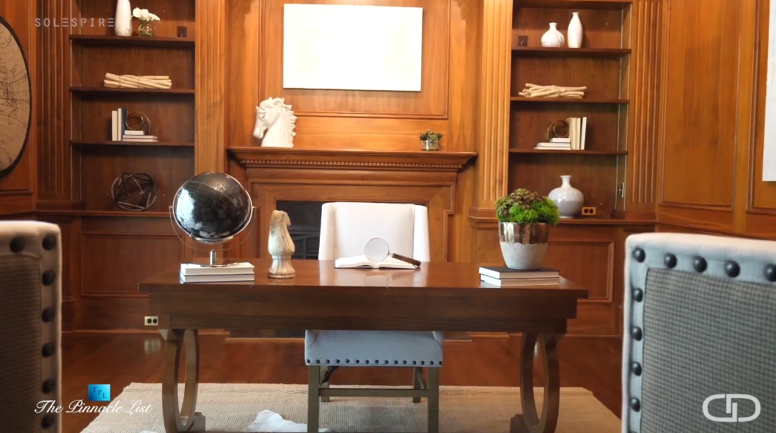 37 Interior Design Photos vs. 6000 Winterthur Ridge, Atlanta Luxury Home Tour