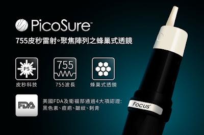 【PicoSure755皮秒雷射】 清除刺青 不再只靠運氣