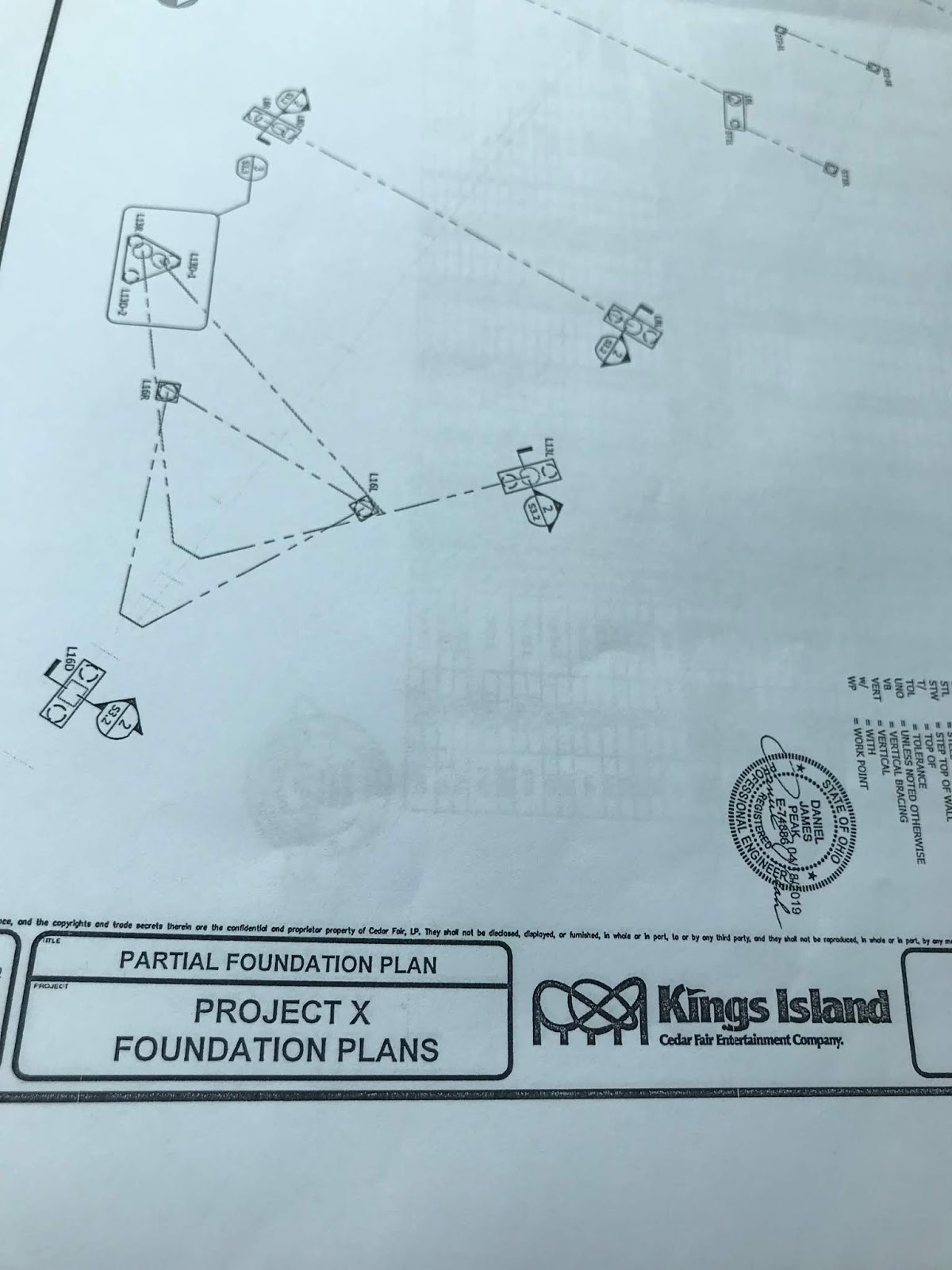Top Foundations 2020.Insanity Lurks Inside Kings Island Project X For 2020