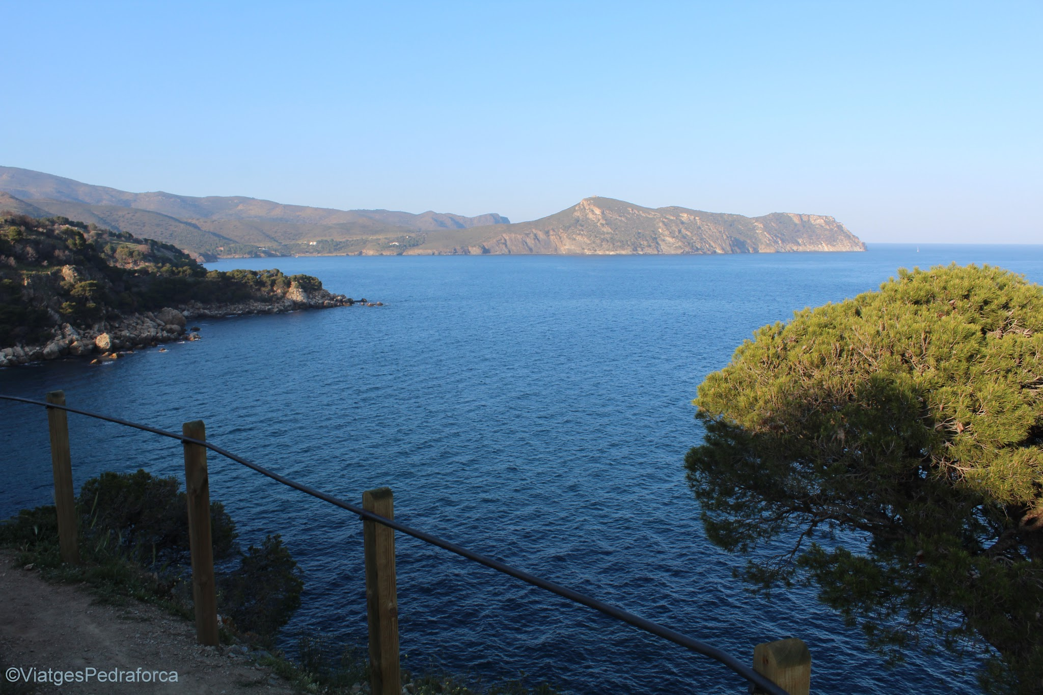 Cap Norfeu, Parc natural del Cap de Creus, senderisme, excursions fàcils per la Costa Brava, Alt Empordà