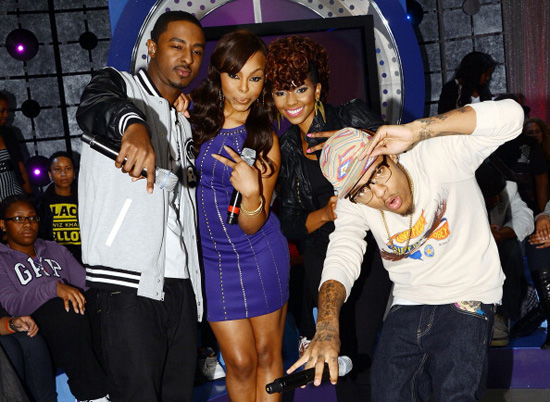 ITS OFFICIAL 106 & Park Hosts Terrence & Rocsi ANNOUNCE They Are Leaving