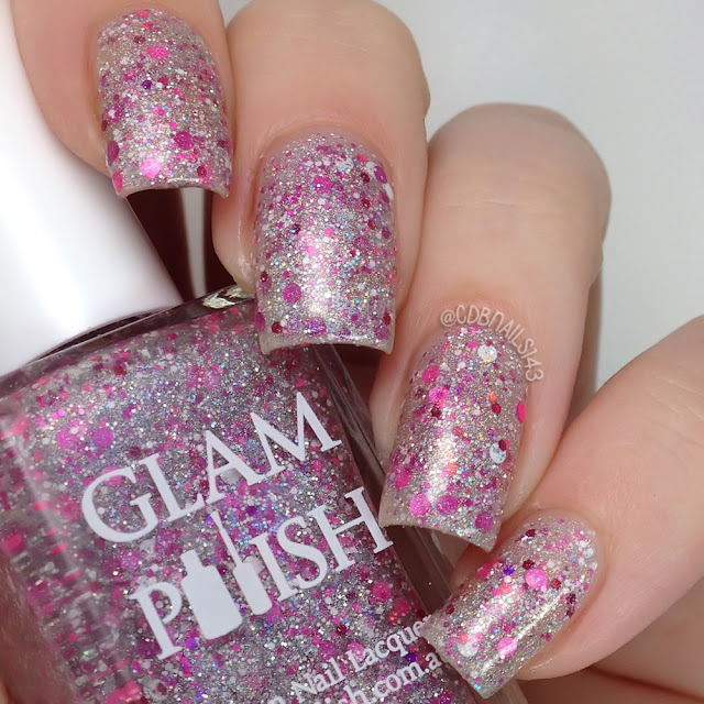Glam Polish-Wheels Up!