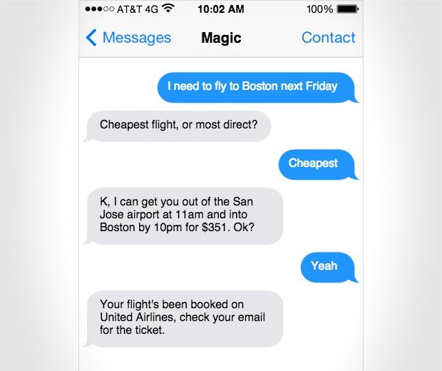 Magic Request Service