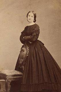 Mulher na história: Antonia Ford Willard