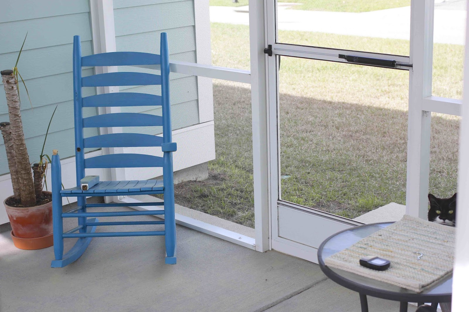How To Keep Cats Off My Porch Furniture Cat S Balcony