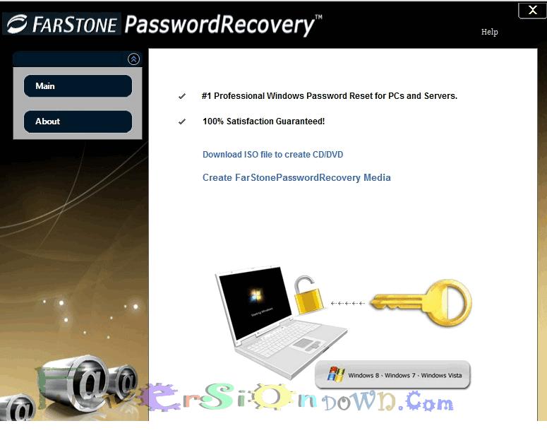 FarStone Password Recovery Full Keygen