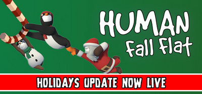 Human Fall Flat Holiday-PLAZA