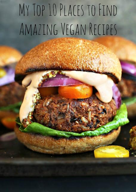 amazing vegan recipes