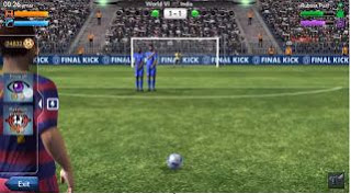 Final kick: Online Football Mod Apk v8.0.8 (Unlocked Data)