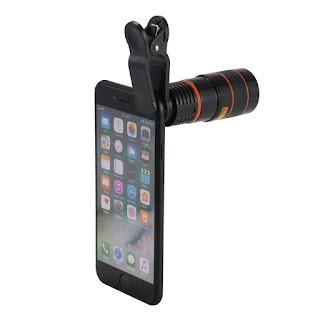 8x obiettivo fotocamera cellulare