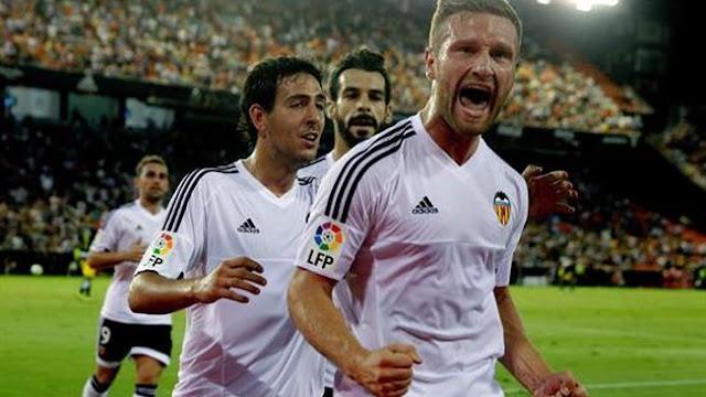 Valencia vs Las Palmas