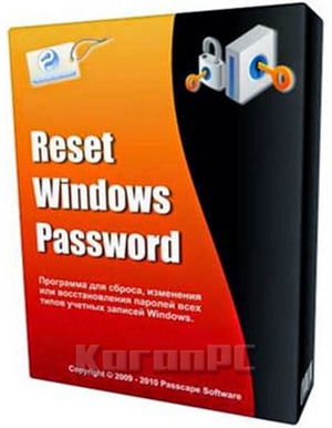 Passcape Software Reset Windows Password Free