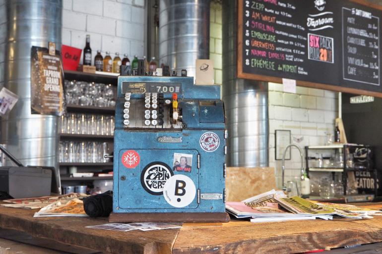 Bar La Nébuleuse en Suisse