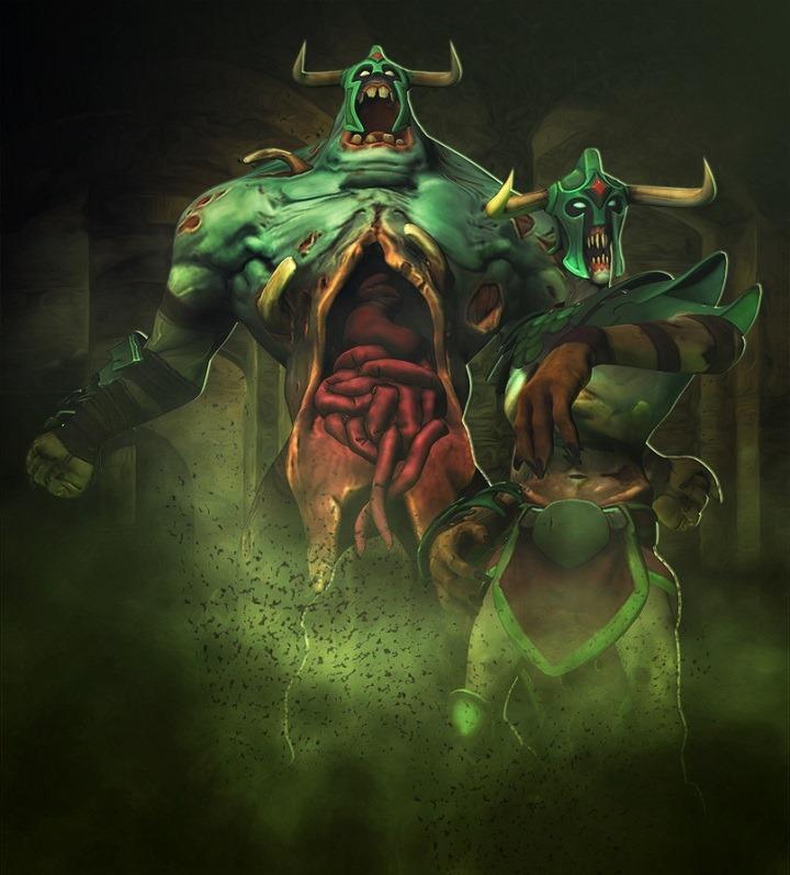 Nhất quỷ nhì ma thứ ba đồ tể trong DOTA 2 (Ảnh 2)