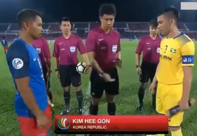 Live!! AFC Cup 2018 : Johor Darul Ta'Zim VS Song Lam Nghe An