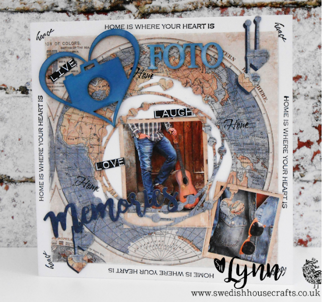 Roxstamps Memories | By Lynn