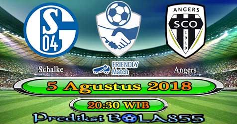 Prediksi Bola855 Schalke vs Angers 5 Agustus 2018