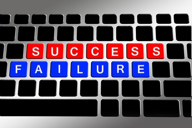 Kegagalan Adalah Benih Keberhasilan