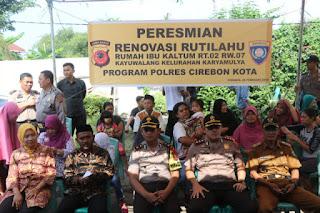Berkat Tangan Pemurah Warga Dan Kepolisian Resor Cirebon Kota Kini Bu Kaltum Dapat Menjalani Masa Tuanya Dengan Tenang.