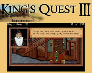 Remake King's Quest III - Infamous Adventures