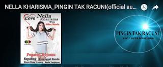 Lirik Lagu Nella Kharisma - Pingin Tak Racuni