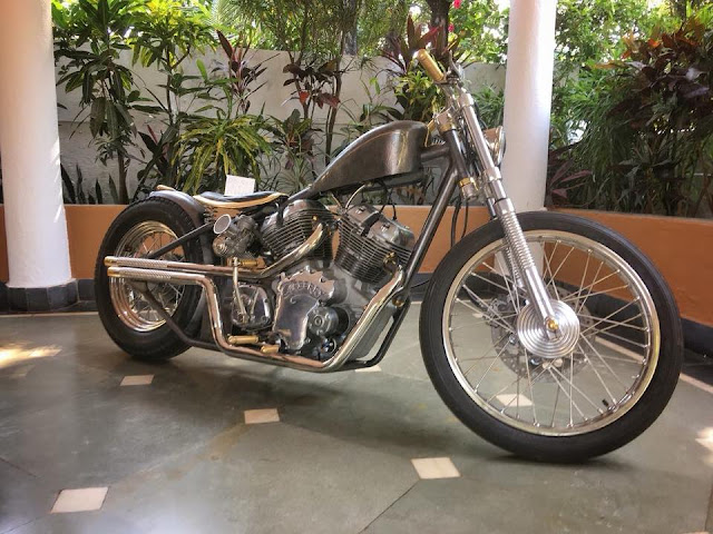 Rag and Bone Customs Carberry Chopper