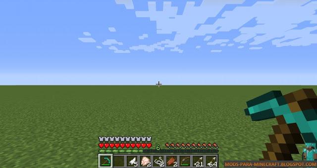 Imagen 1 - Durability Show Mod para Minecraft 1.9