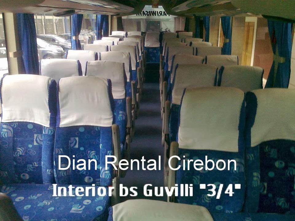 rental bus 30 tempat duduk di cirebon