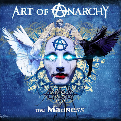 "Το lyric video του τραγουδιού των Art of Anarchy ""Echo Of A Scream"" από το album ""The Madness"""