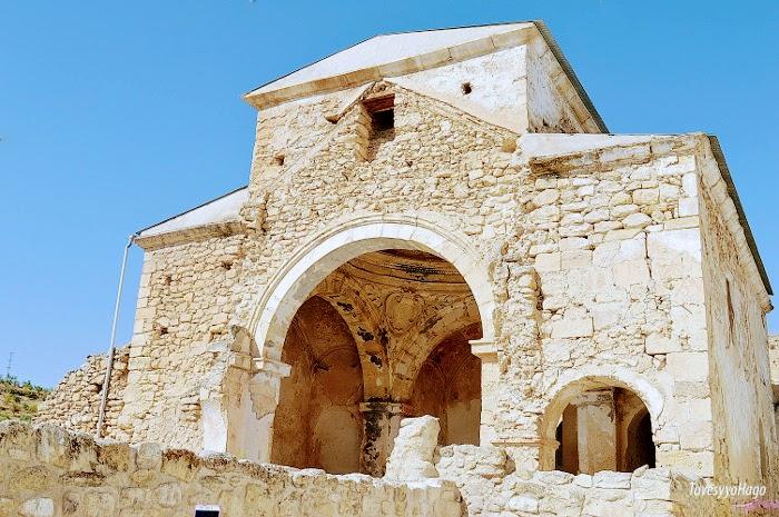 Iglesia de las Angustias Alhama de Granada - A una hora de Granada - TuvesyyoHago