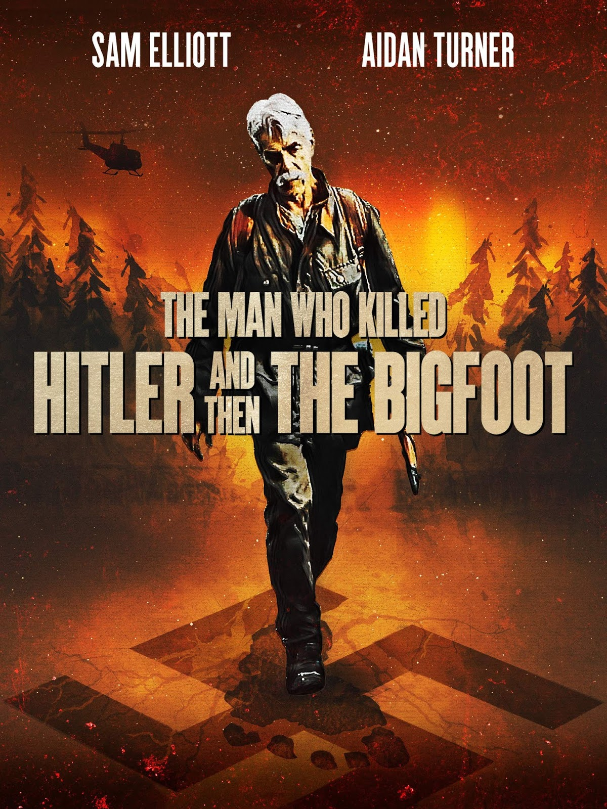 The Man Who Killed Hitler And Then The Bigfoot Deutsch
