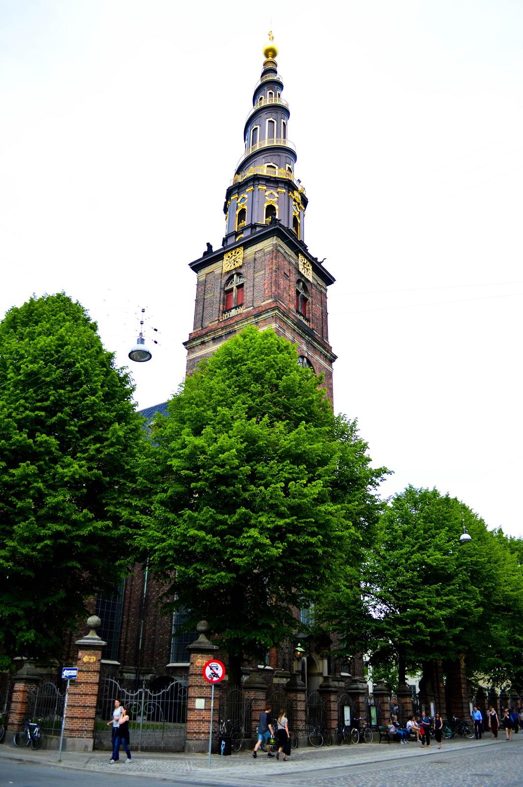 Image result for Biserica Mântuitorului nostru copenhaga