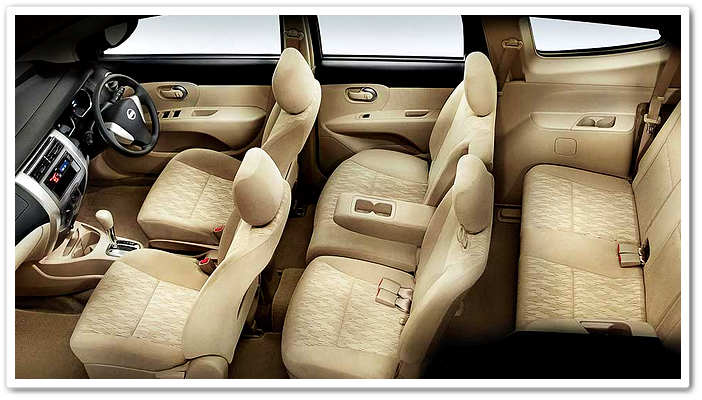Harga Grand Livina - Interior