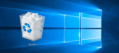 How to Restore lost Window Recycle Bin on your computer.