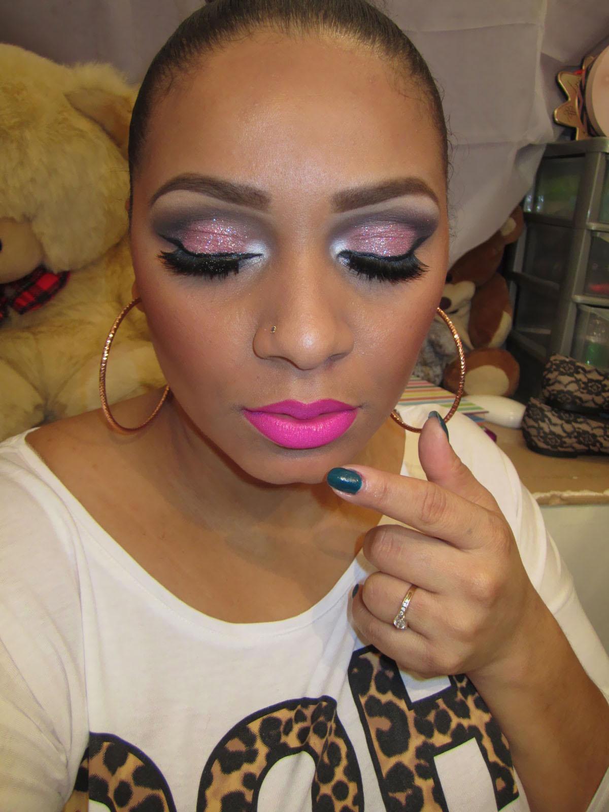VAIDOSA VICIADA: New year's makeup look ft. Mac candy yum