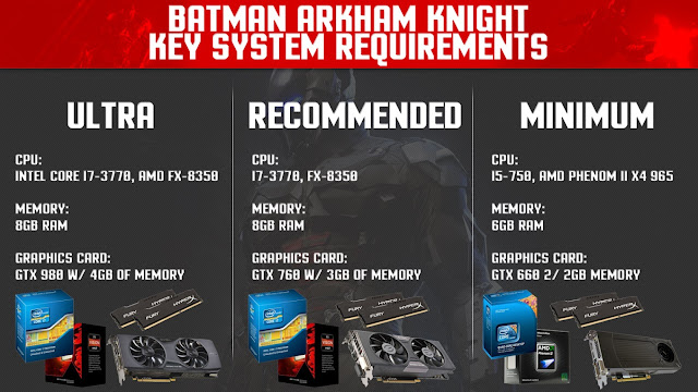 تحميل لعبة Batman Arkham Knight