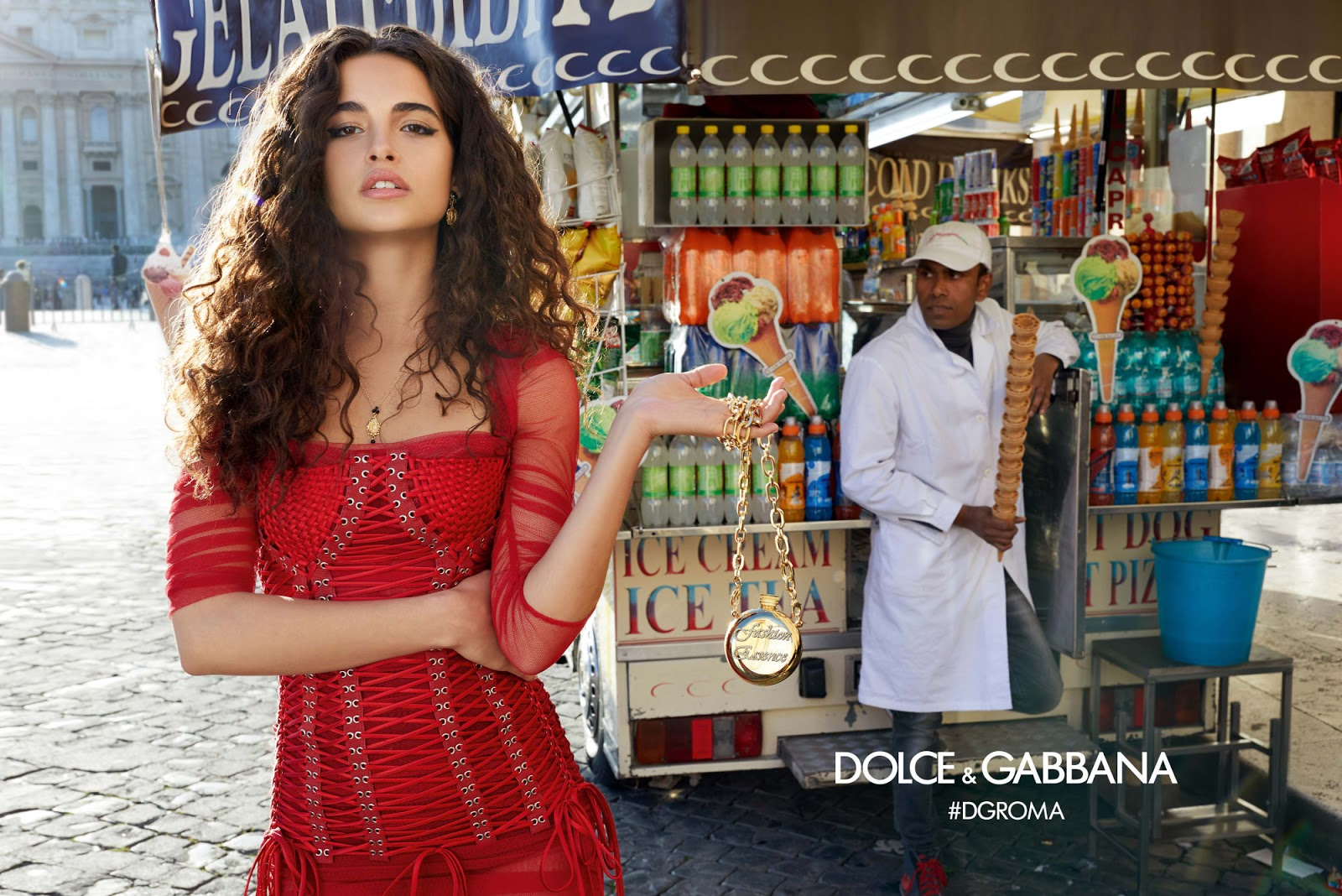 aeb0c3a733 Dolce & Gabbana's Latest Campaign features Eclectic Mix of Fashion Models,  YouTubers and Kids with