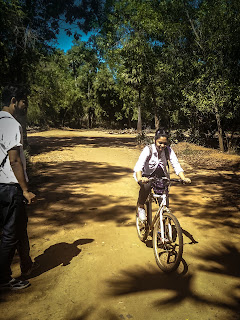 Auroville is a place to break your barriers.