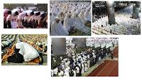 Tata Cara Shalat Idul Fitri (EID) & Doa Niat Shalat Idul Fitri (EID)
