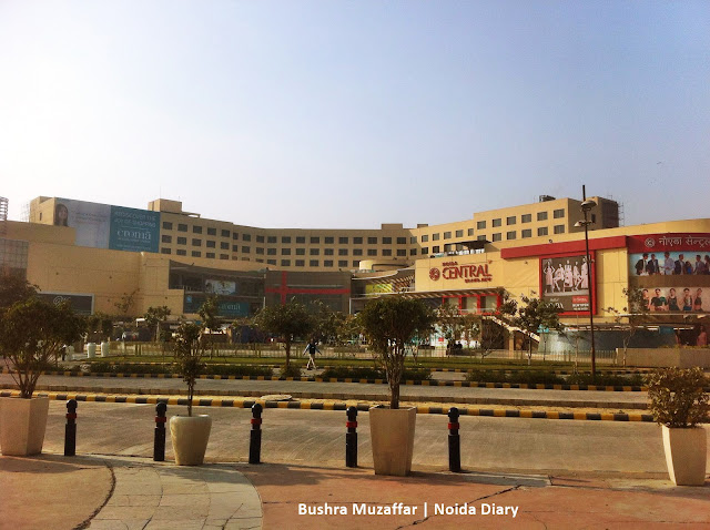 Noida Diary: Gardens Galleria Mall, Entertainment City, Noida