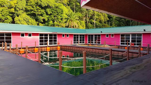 Hyeon Travel Journal; Kenyir Eco Resort