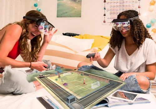 www.Tinuku.com Mira Prism augmented reality headsets only $99
