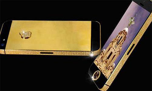iPhone 5 Black Diamond (Imagem: Reprodução/Internet)
