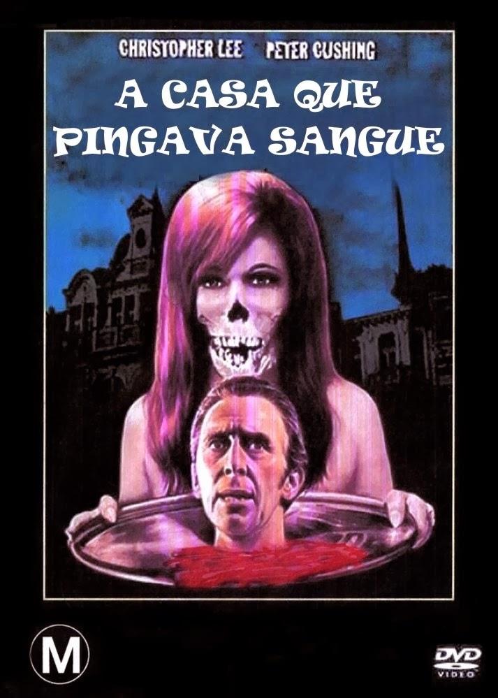 A Casa que Pingava Sangue – Dublado