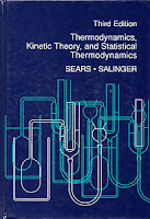 Thermodynamics, Kinetic Theory, and Statistical Thermodynamics (Sears & Salinger)