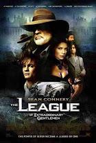 La liga de los hombres extraordinarios<br><span class='font12 dBlock'><i>(The League of Extraordinary Gentlemen)</i></span>