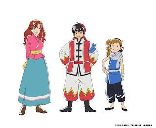 """Manga: Anunciada adaptación anime de """"Shin Chūka Ichiban!"""" de Etsushi Ogawa"""
